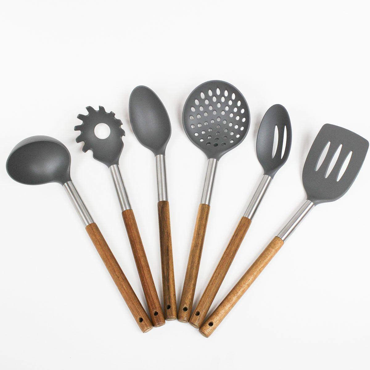 Conjunto de Utensílios para Cozinha GENOVA (6 peças)