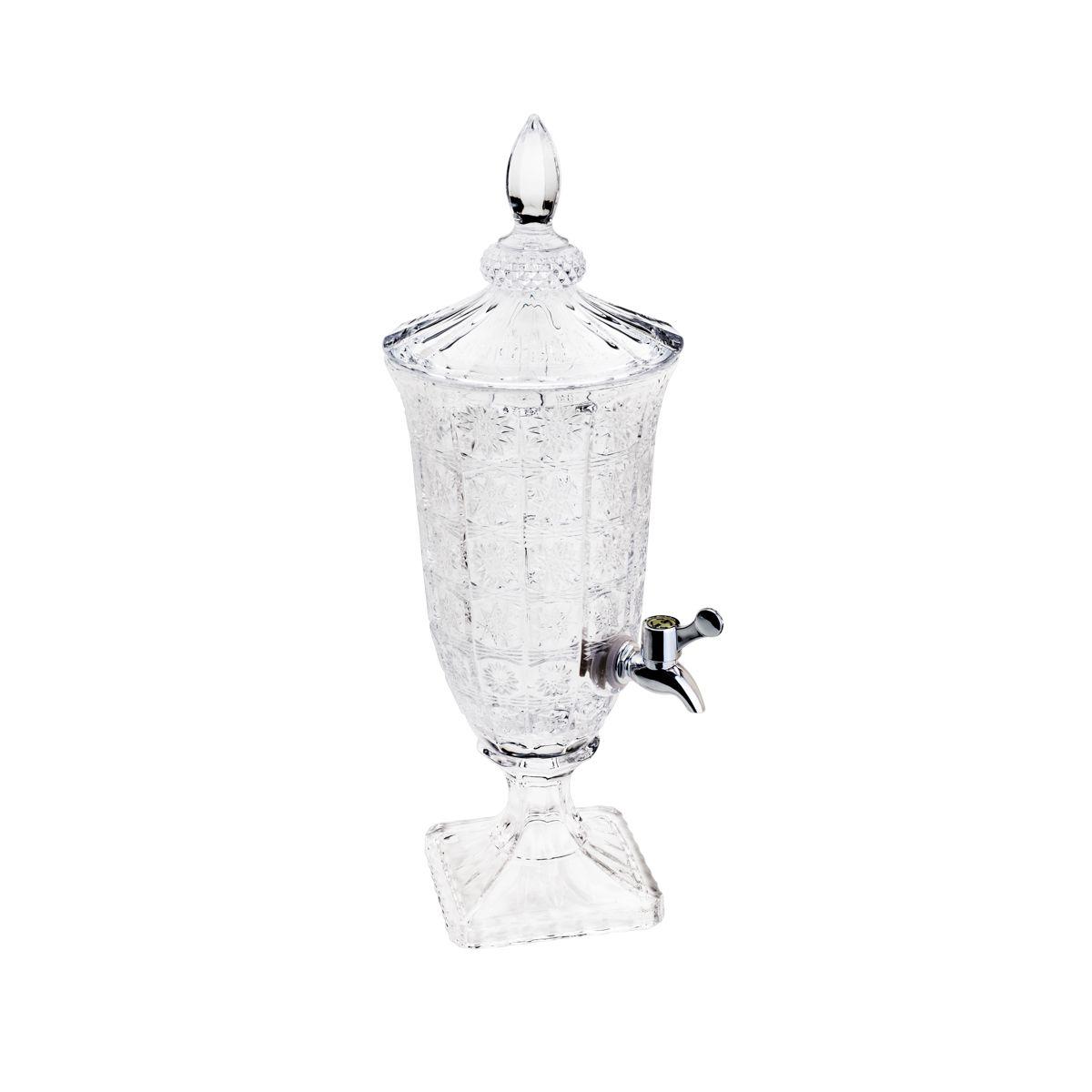 Dispenser/Suqueira de Cristal Ecológico Starry 2L