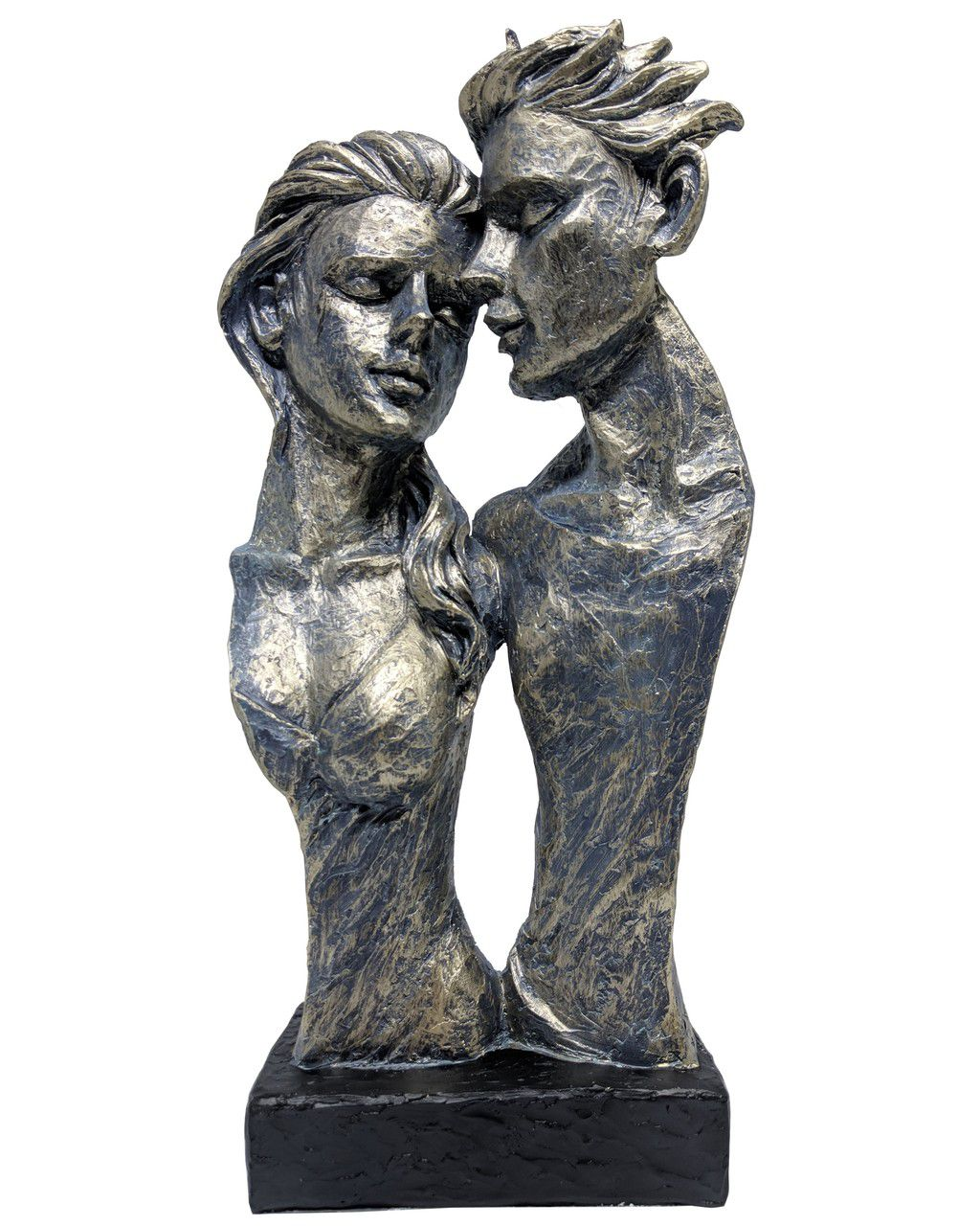 Estátua Colo de Mãe em Resina 23 x 37cm - Nakine