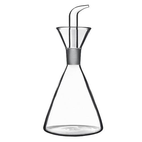 Garrafa para Azeite Conical  250mL - Luigi Bormioli