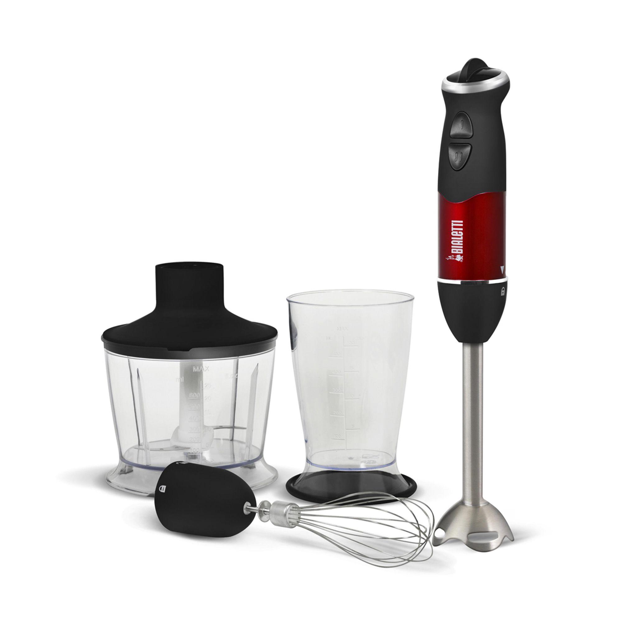 Hand Mixer Eletricity Vermelho 110v