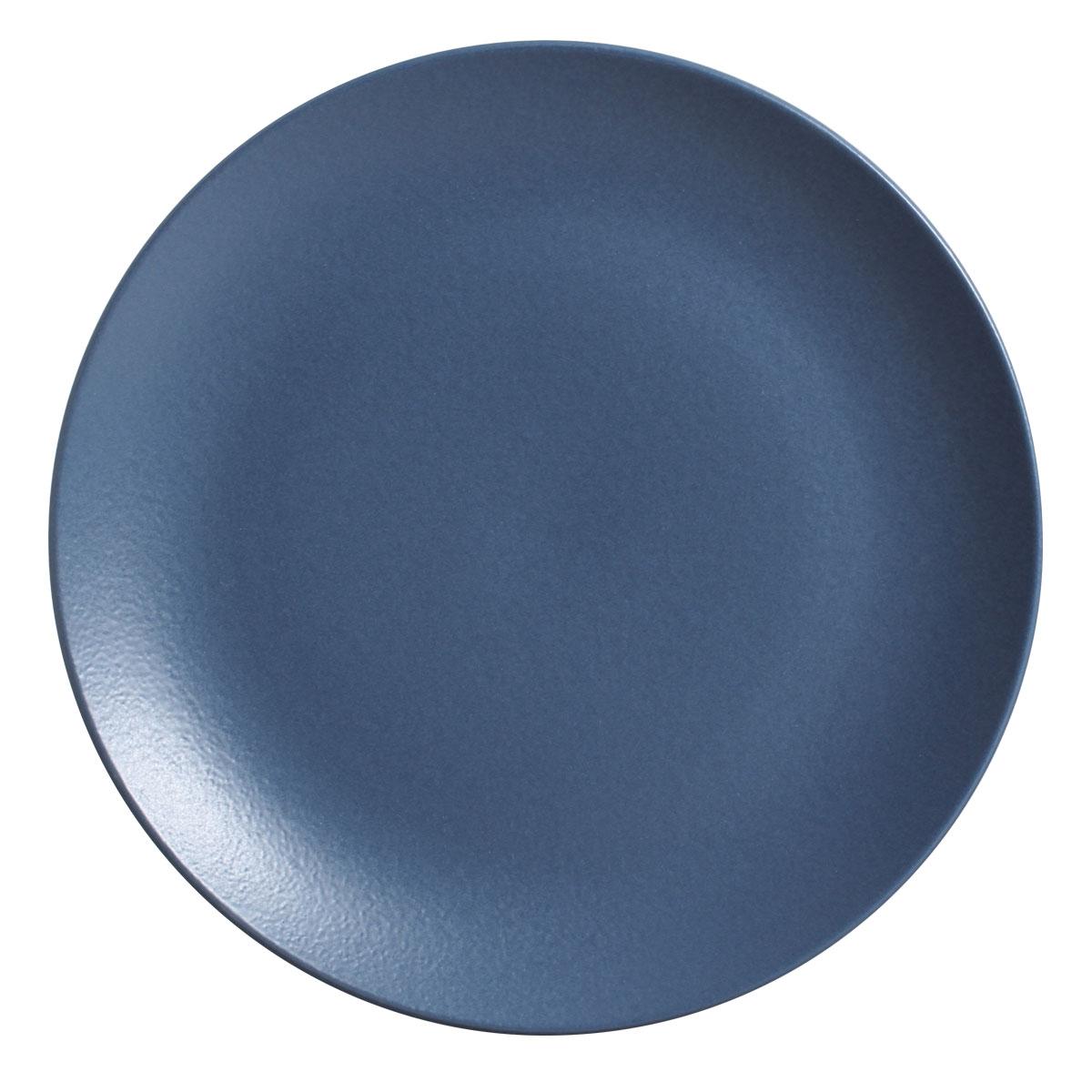 Jogo 6 Pratos Rasos Coup Stoneware Boreal 27cm - Porto Brasil