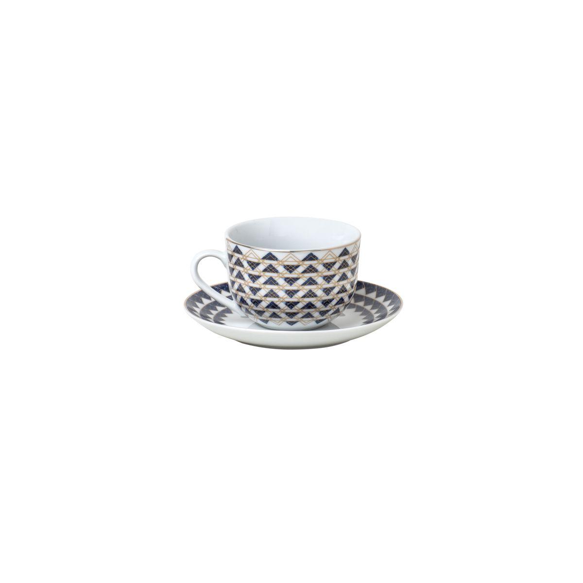 Jogo de Jantar 42pc Porcelana Emirates