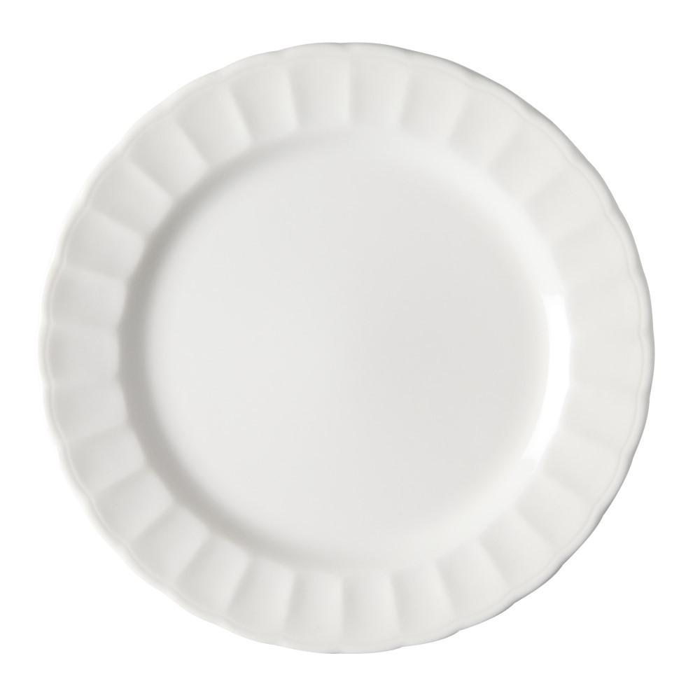 Jogo de Jantar Caribe 16pçs Branco
