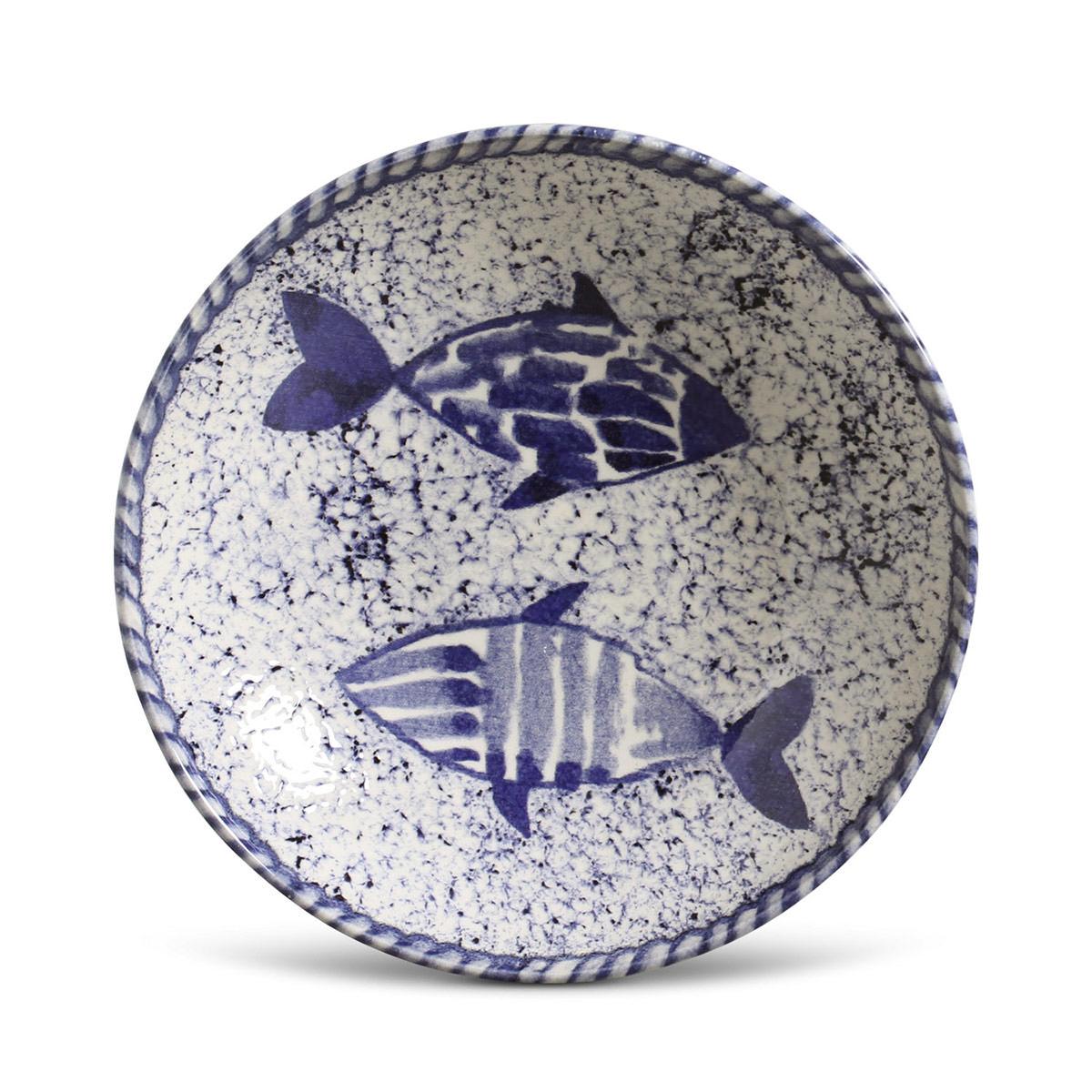 Jogo de Jantar Fish 18pçs - Porto Brasil