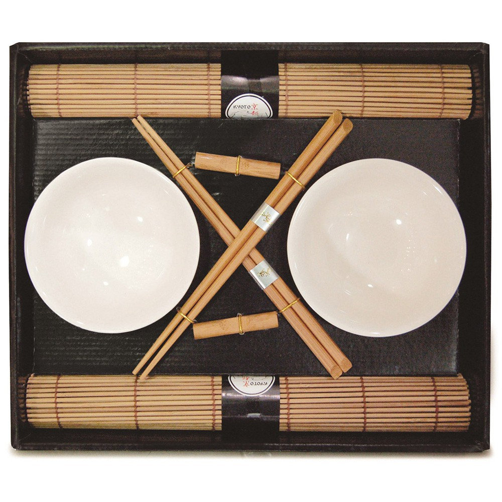 Kit para Comida Japonesa Kyoto 8pcs BC-127