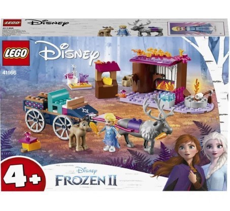 LEGO Disney - A Aventura em Caravana da Elsa