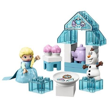 LEGO DUPLO - A Festa do Chá da Elsa e do Olaf