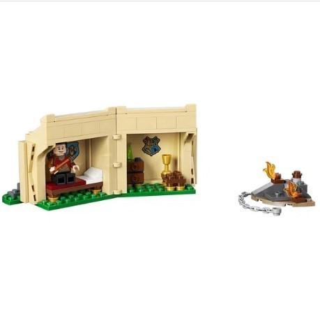 LEGO Harry Potter - Torneio Tribruxo de Rabo Córneo Húngaro