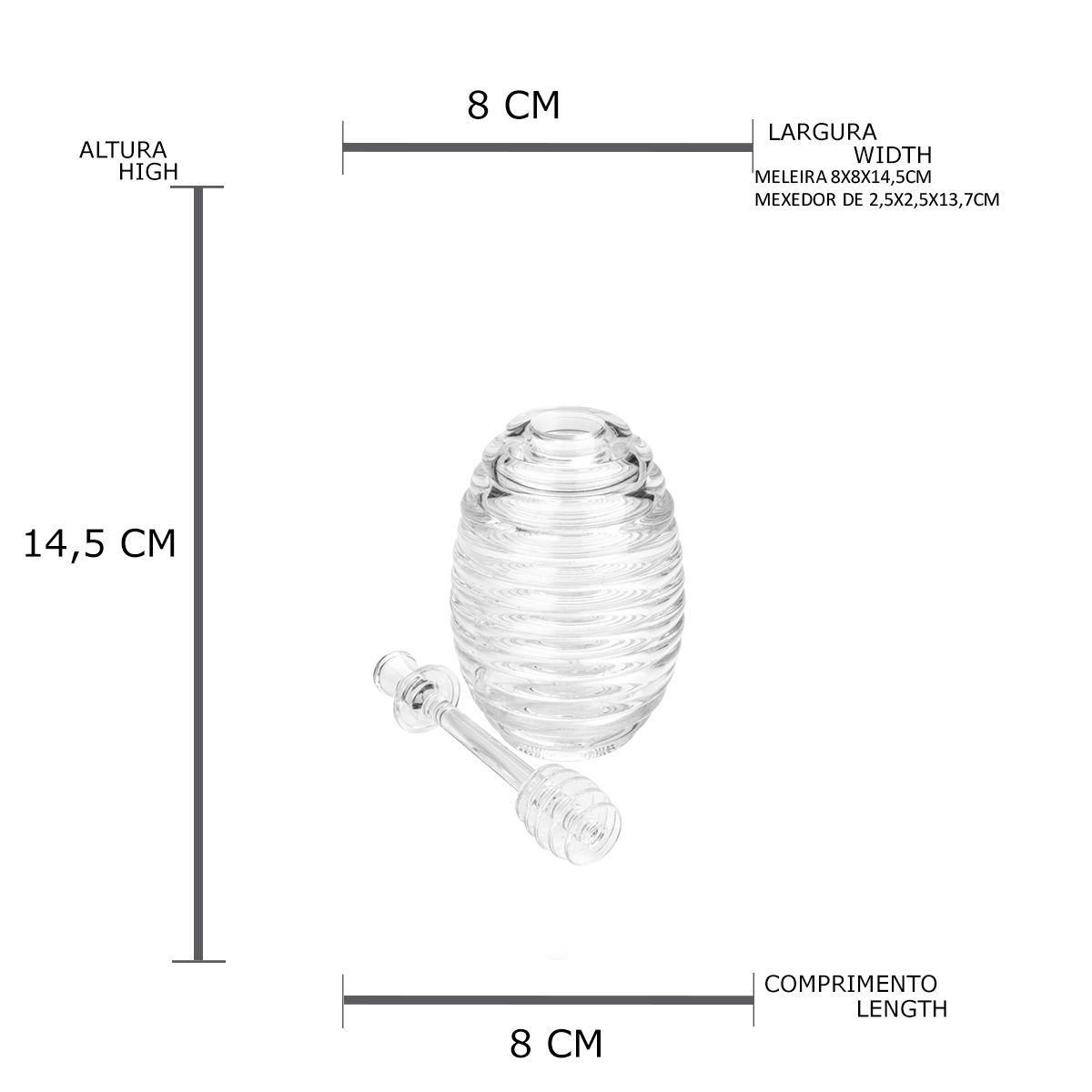 Meleira de Acrílico Colmeia 250ml
