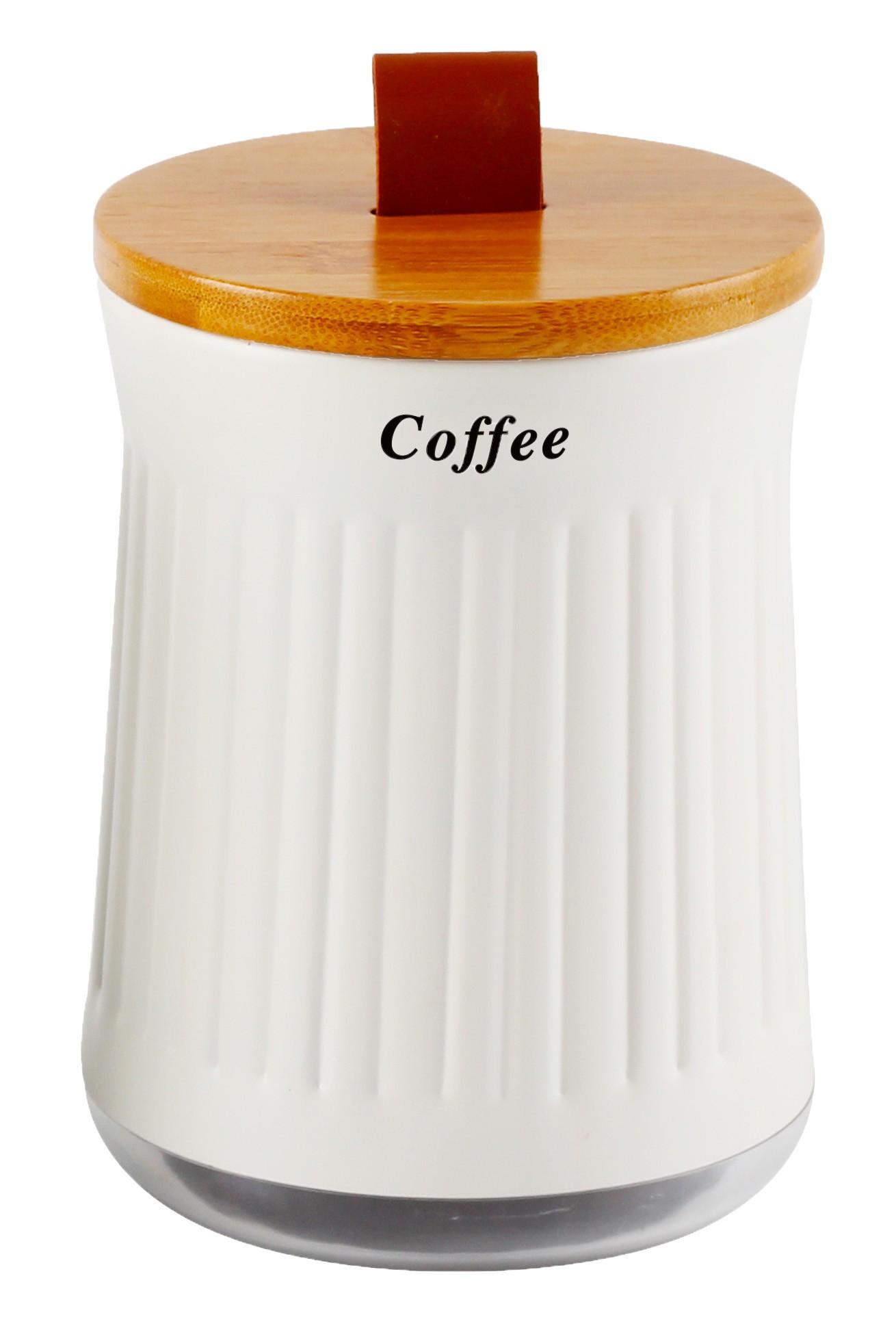 Porta Condimentos Cristal (Coffee)