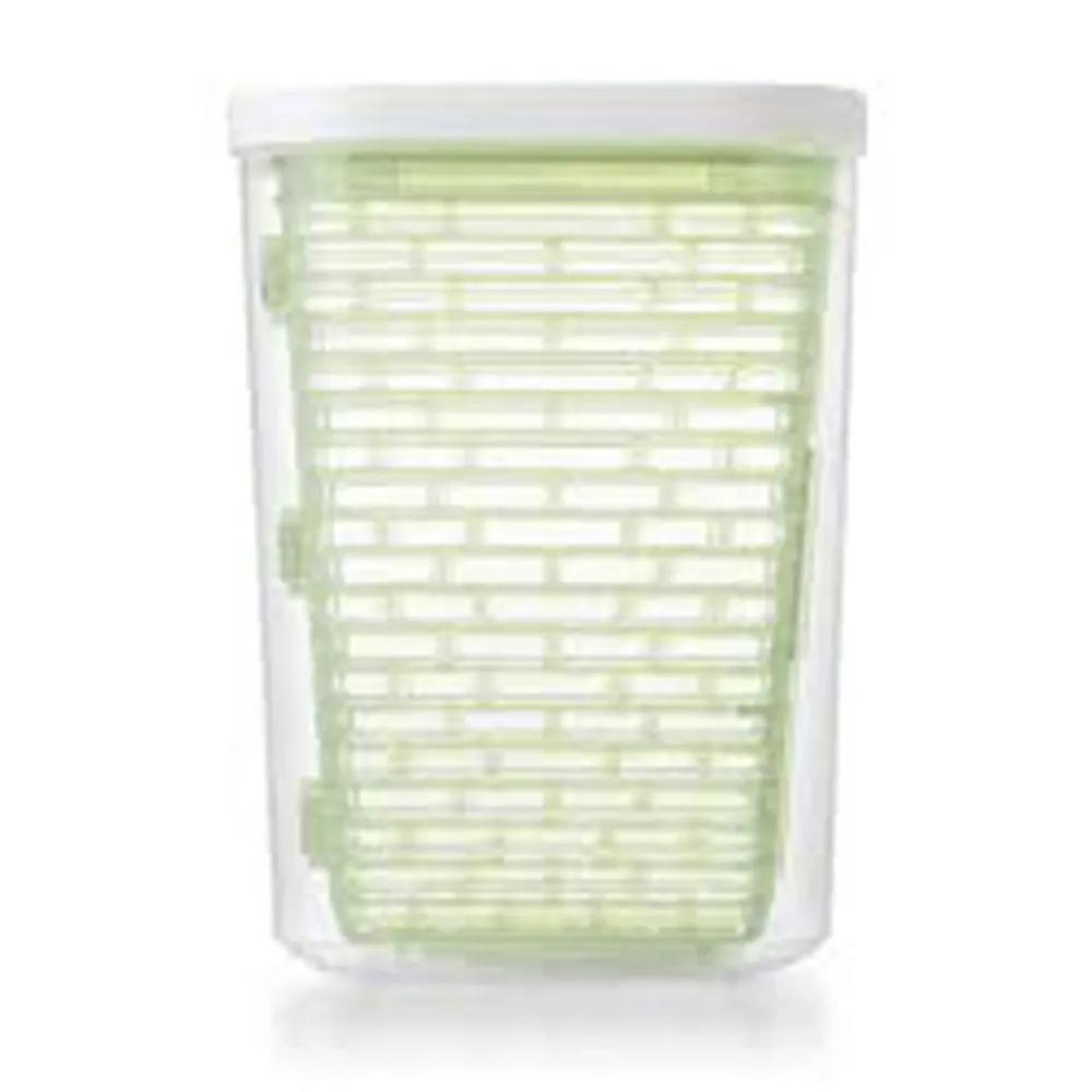 Pote Retangular para Ervas 2,6 Litros Greensaver OXO