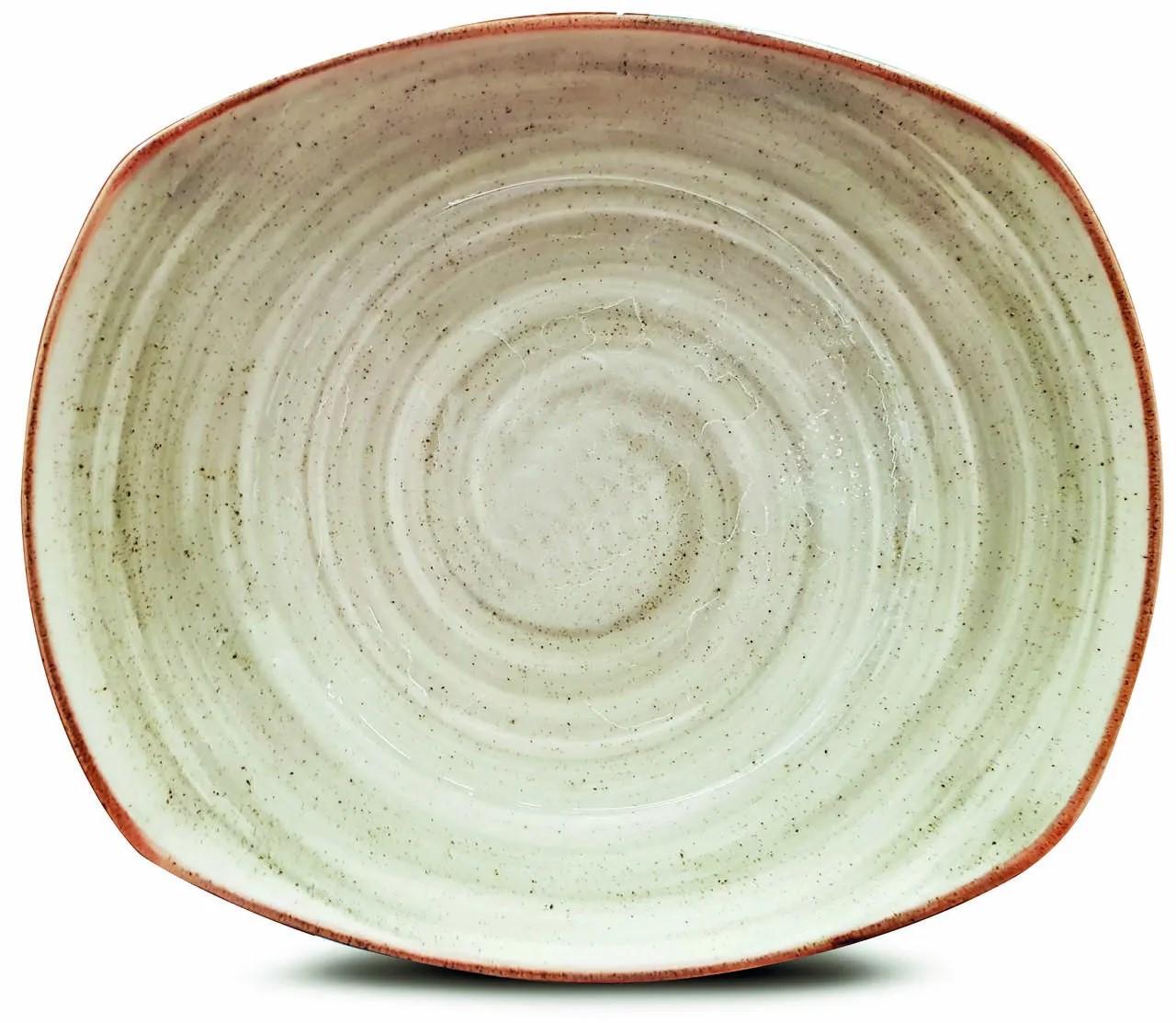 Prato Raso Retangular 29.5x25.2cm - Artisan