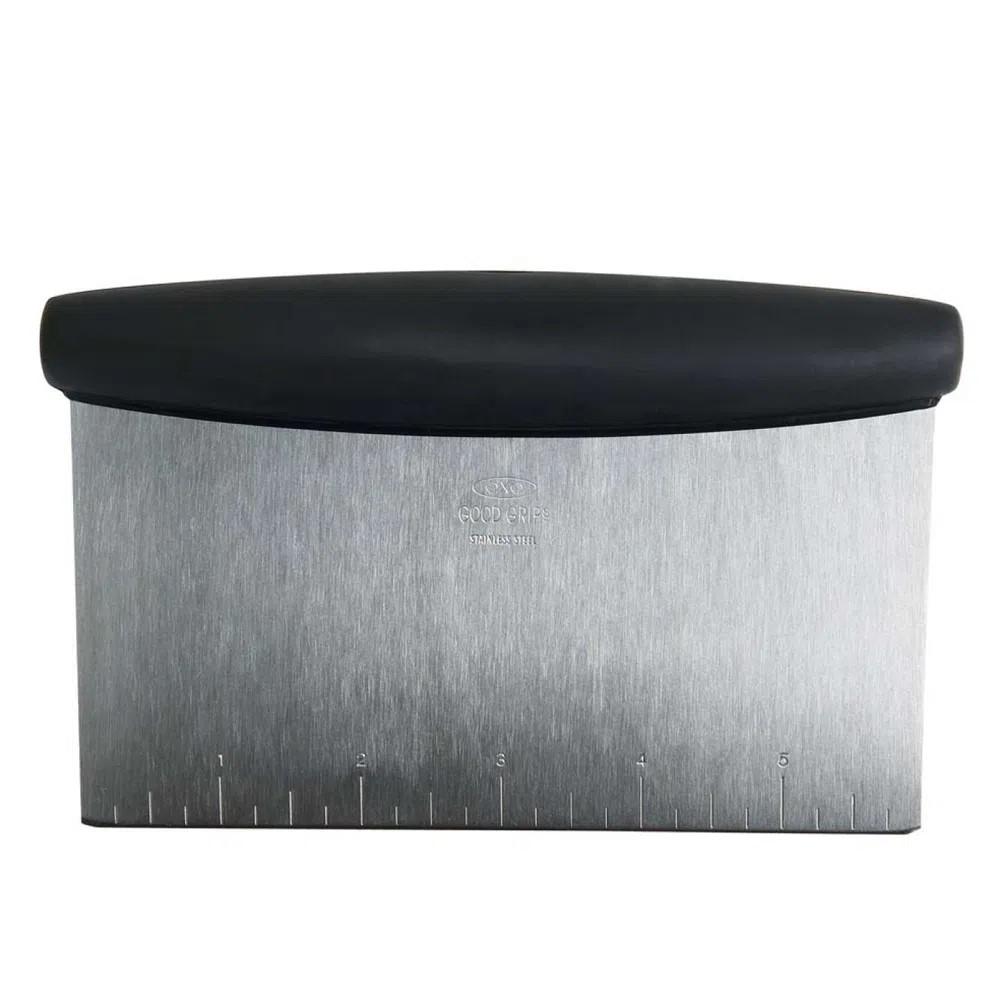 Raspador para Massas em Aço Inox OXO - 10,8cm