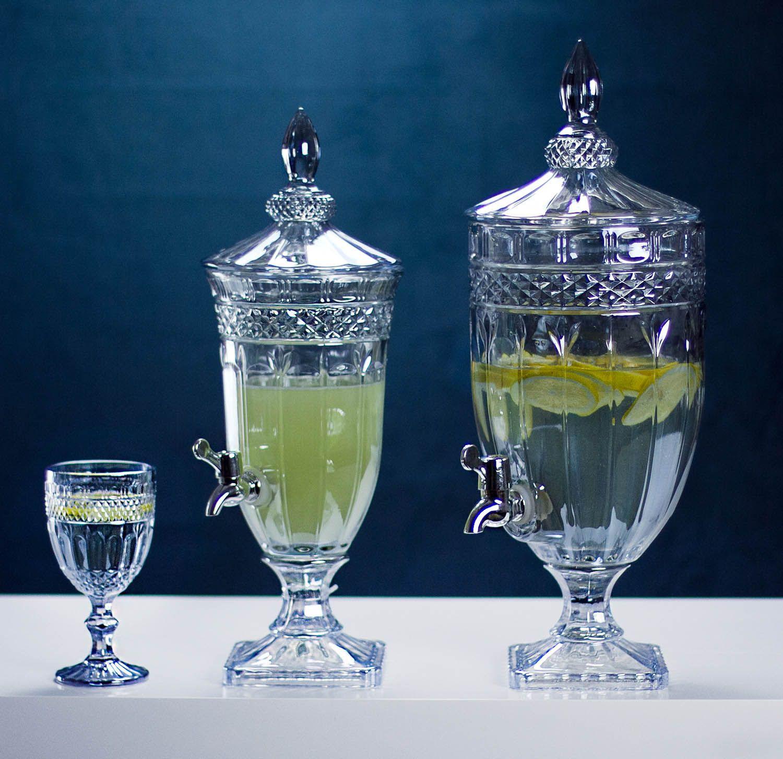 Conjunto 6 Taças para Agua Brand Azul 345ml