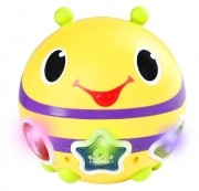 Bola Interativa Roll e Chase Bumble Bee - Bright Starts