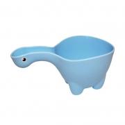 Caneca para Banho Dino Azul