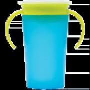 Copo 360 com Alça Azul - Buba