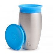 Copo Térmico Inox 360 Azul