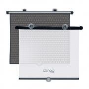 Cortina Retrátil luxo para Carro (02 unidades) - Clingo