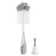 Escova de Mamadeira Cinza - Munchkin
