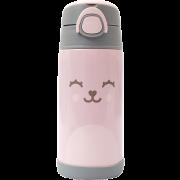 Garrafa Térmica Gumy Rosa - Buba