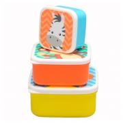 Kit 3 Potinhos Animais - Buba