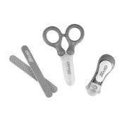 Kit Manicure Cinza - Clingo