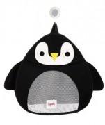 Organizador de Brinquedos de Banho Pinguim - 3 Sprouts