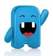 Porta Dentinho Azul
