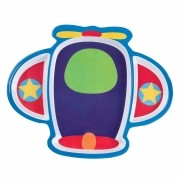 Prato Infantil Avião - Stephen Joseph