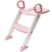 Redutor de Assento com Escada Rosa - Buba