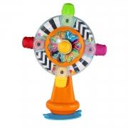 Roda Giratória com Chocalho e Sucção - Infantino