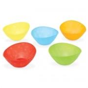 Tigelas Coloridas - 05 unidades