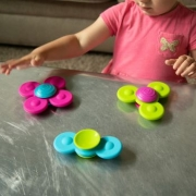 Whirly Squigz  Fat Brain Toys