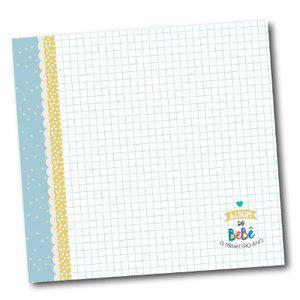 Álbum do Bebe Azul - Colote