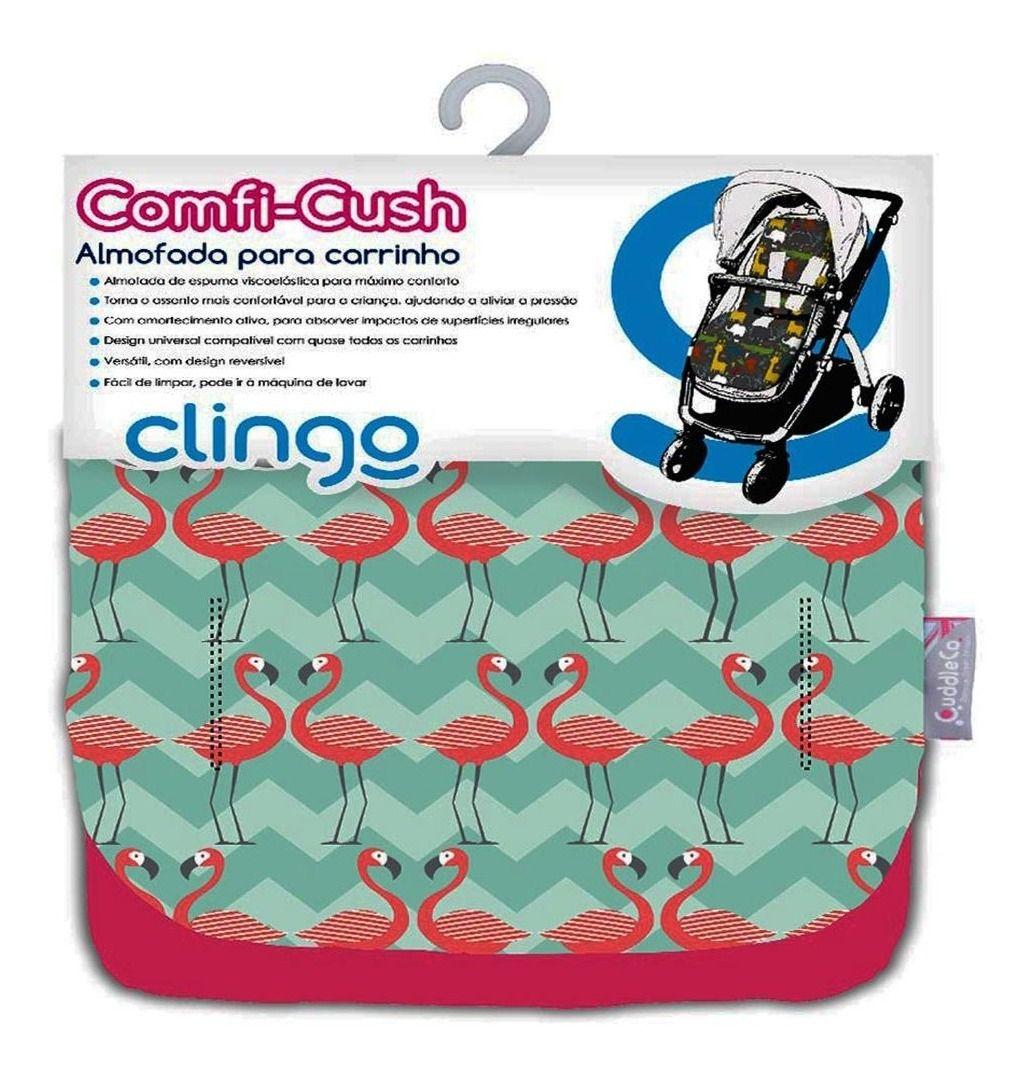 Almofada para carrinho Comfi-Cush - Flamingo