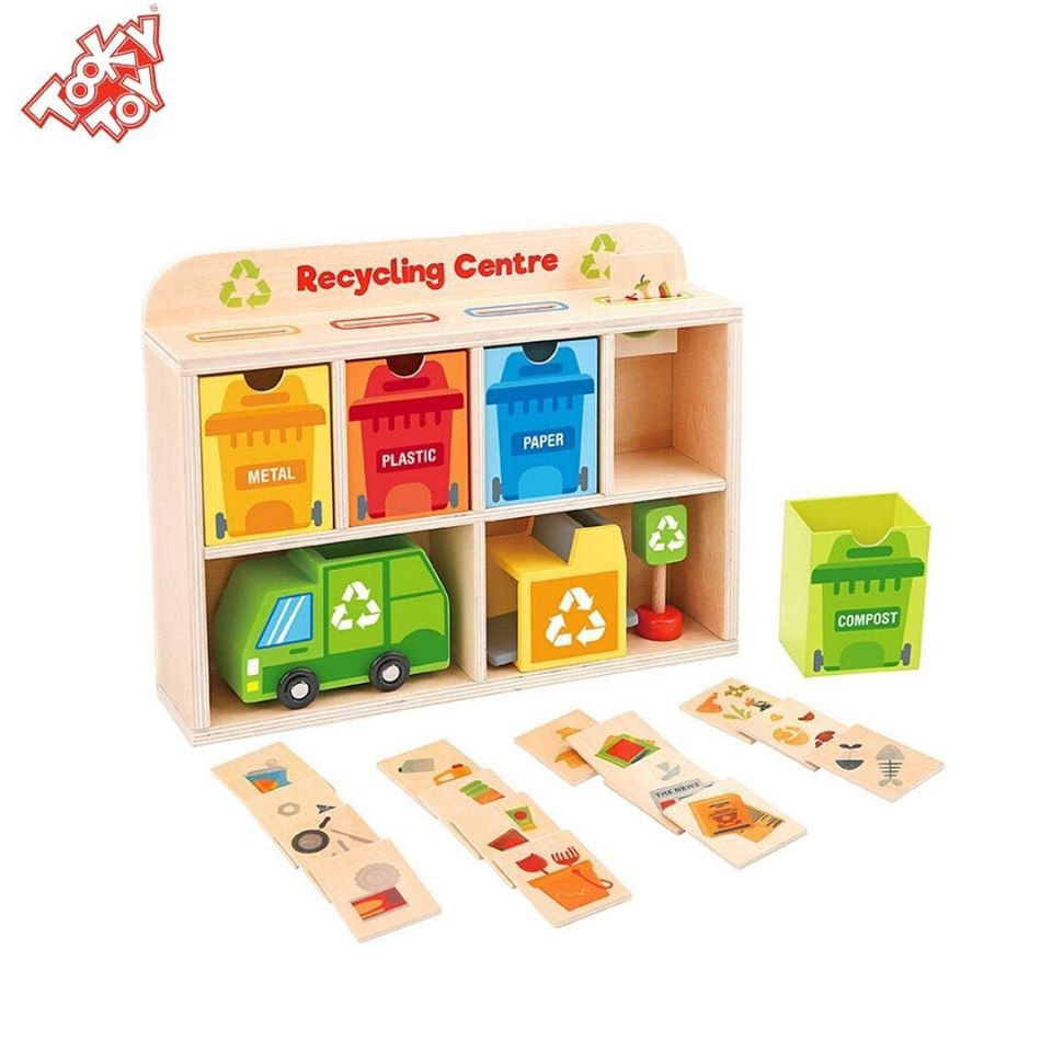 Aprendendo a Reciclar