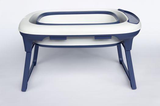 Banheira Tamanho Médio Azul Marinho
