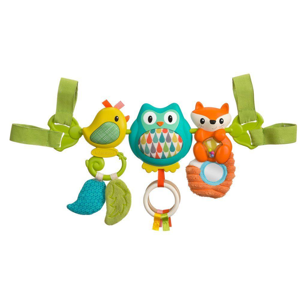 Barra de atividades Musical Zoo - Infantino