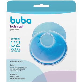 Bolsa Gel para seios - Buba
