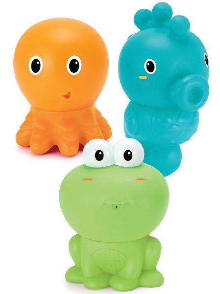 Brinquedo de Banho Fundo do Mar - Infantino