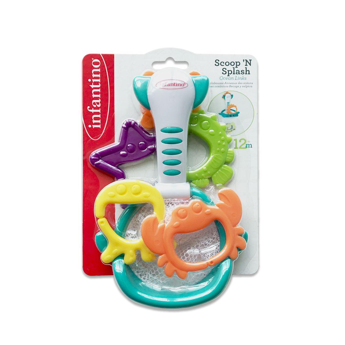 Brinquedo de Banho Pescaria Oceano Estrela - Infantino