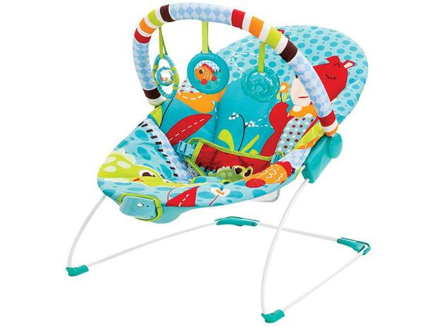 Cadeira Carnaval Azul Urso - Mastela