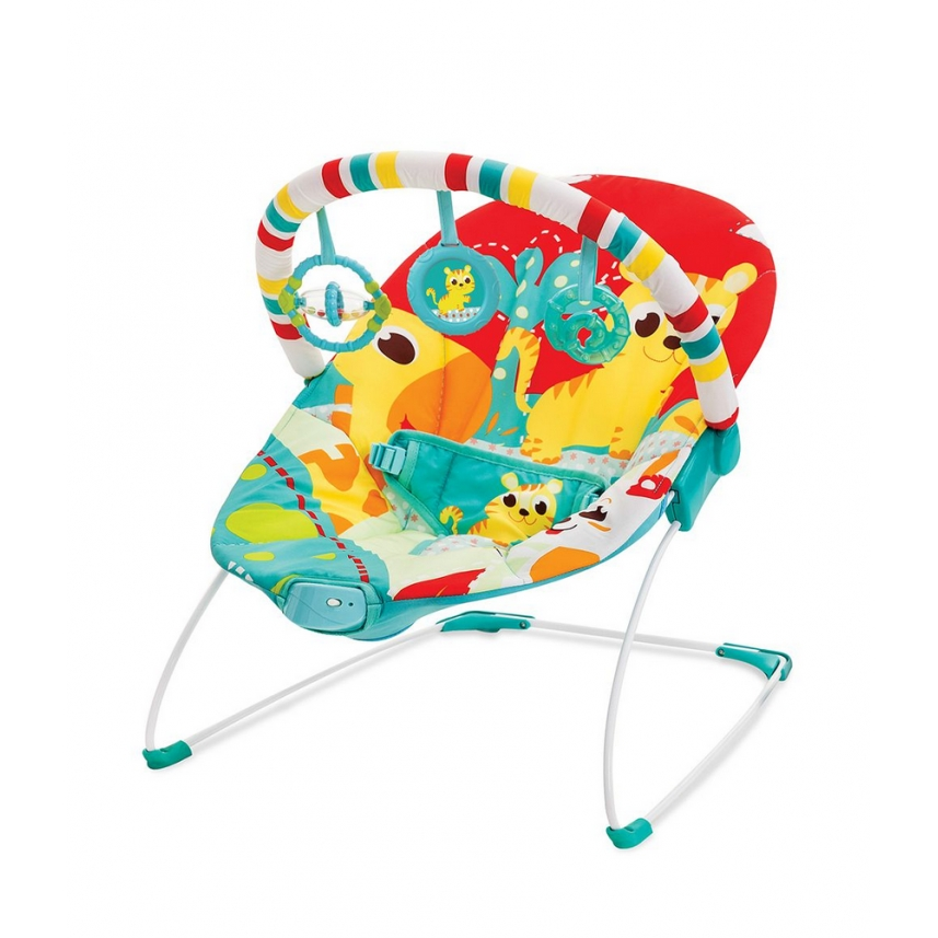 Cadeira Carnaval Vermelha Leão - Mastela