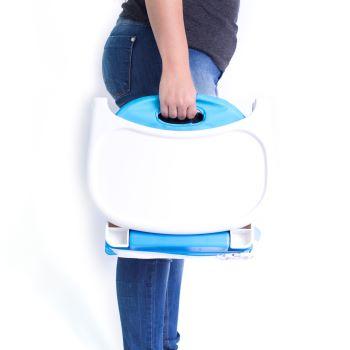 Cadeira de Alimentação Portátil Pop Azul - Cosco