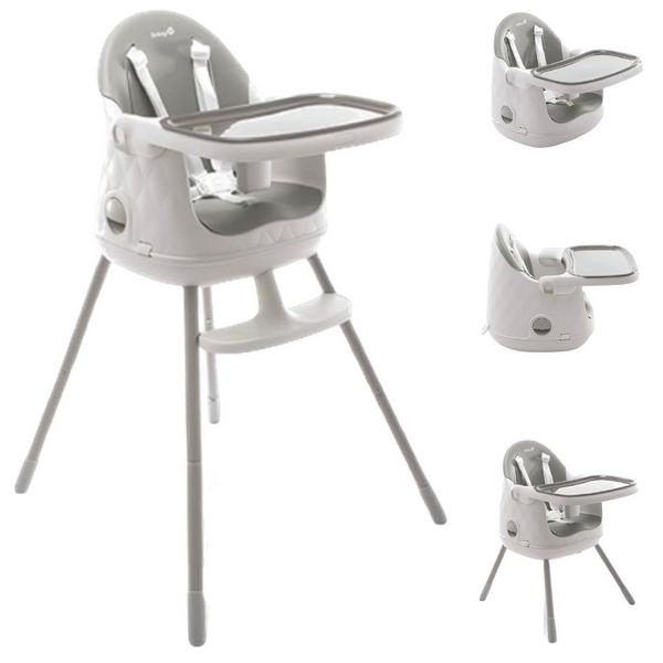 Cadeira de Refeição Alimentação Jelly Cinza - Safety 1st