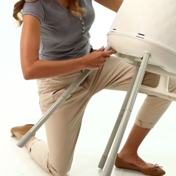 Cadeira de Refeição Alimentação Jelly Verde - Safety 1st