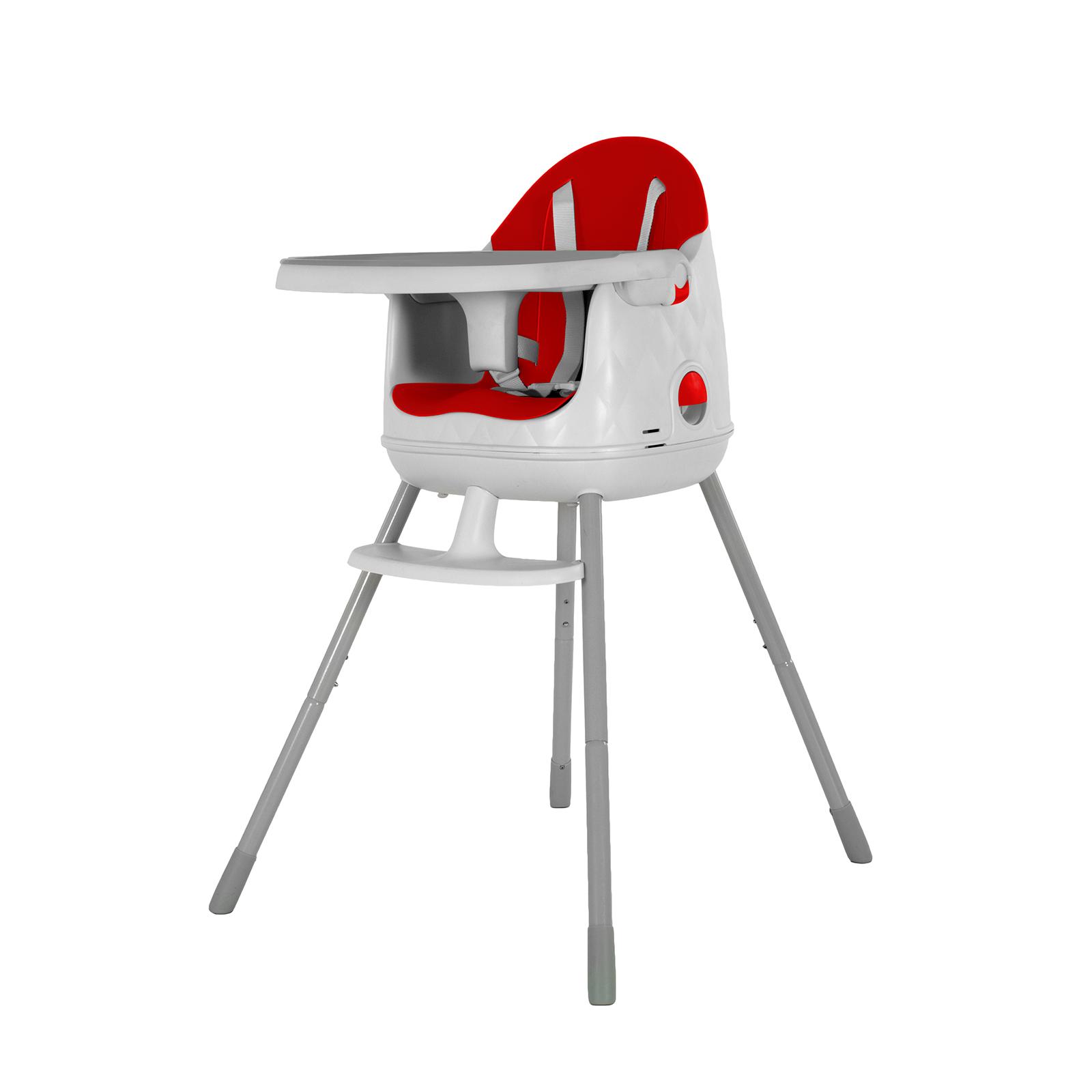 Cadeira de Refeição Alimentação Jelly Vermelha - Safety 1st