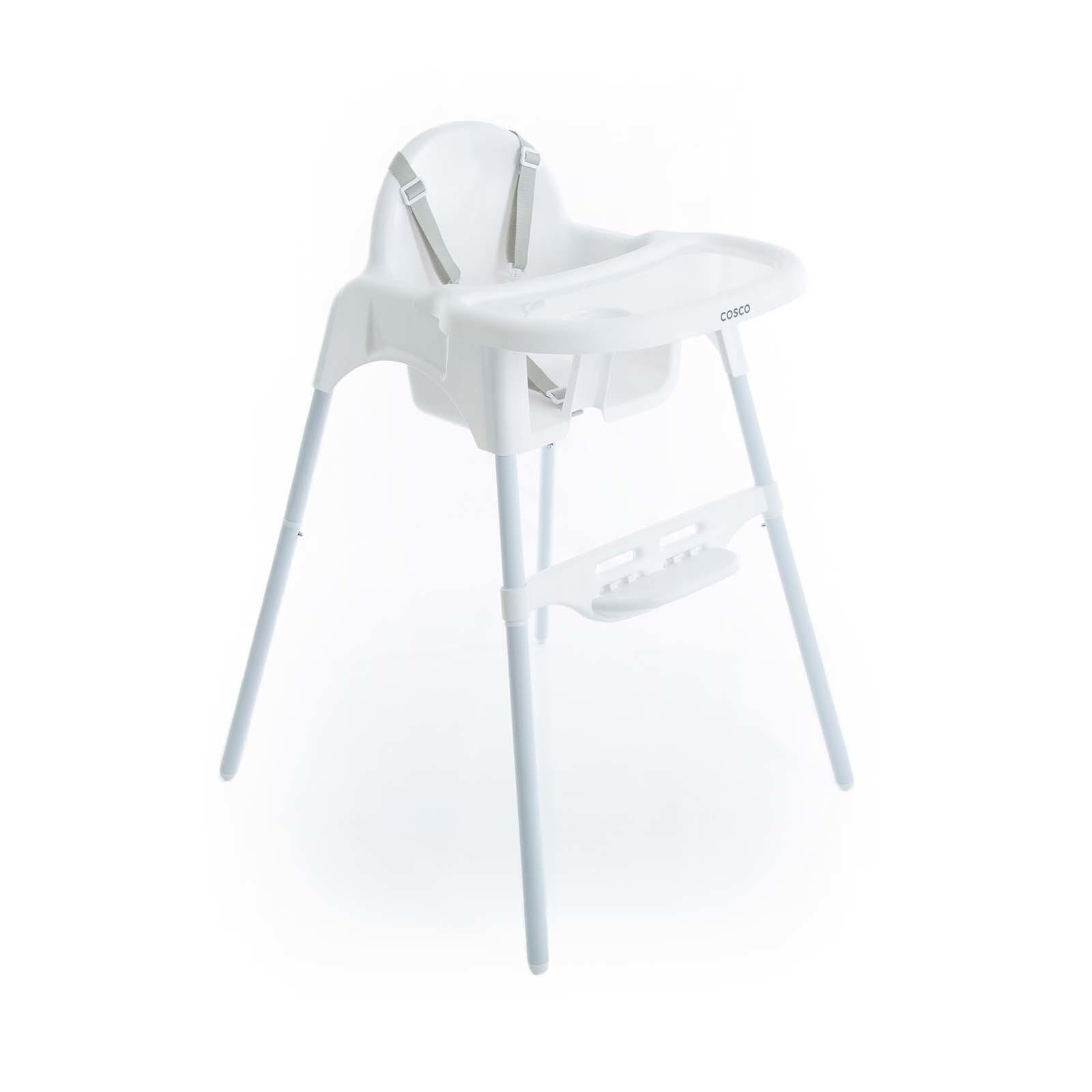 Cadeira de Refeição Cook Branco - Cosco